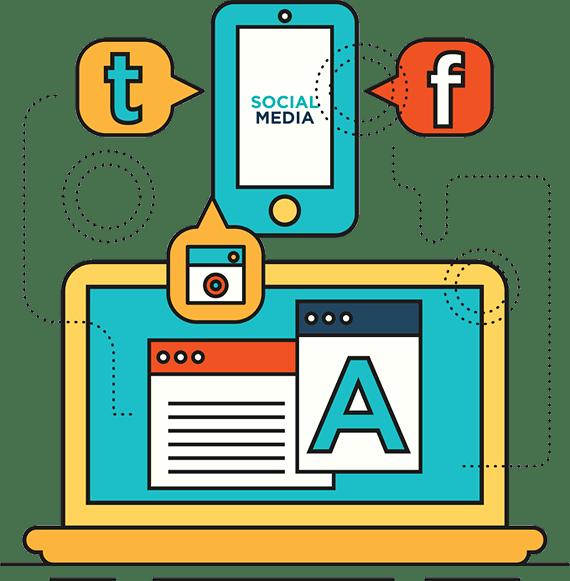 gestión y manejo de redes sociales en medellin colombia